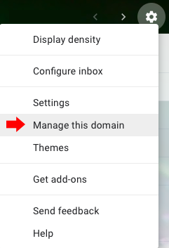 How do I add or remove an email account or change a user
